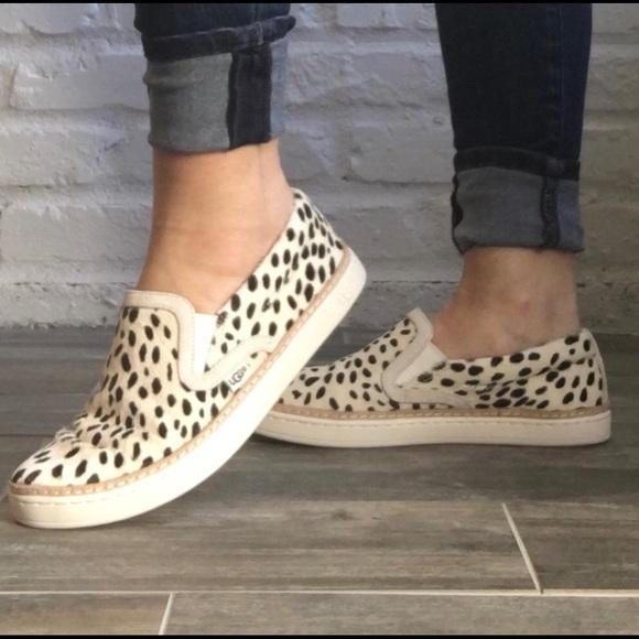 UGG Shoes | Animal Print Sneakers
